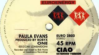 Paula Evans - Ciao (Extended Version)