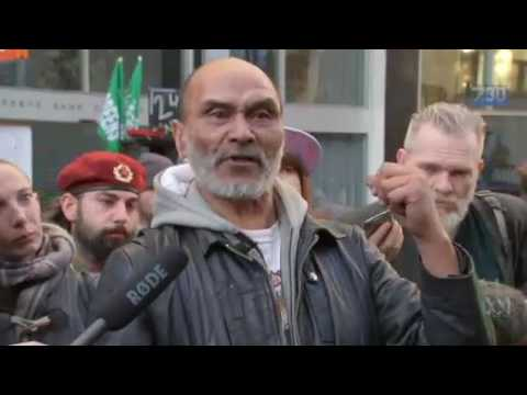 Makeshift homeless camp in Sydney closed down by authorities   26-06-2017