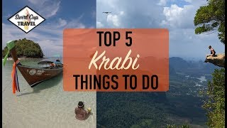 Krabi, Thailand Travel Guide (Top 5 Things To Do)