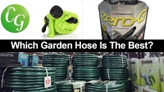 Best Garden Hose For Your Garden? Find Out! + GIVEAWAY!