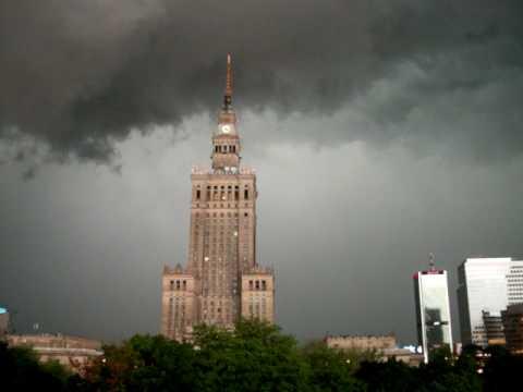 Warsaw = Gotham City