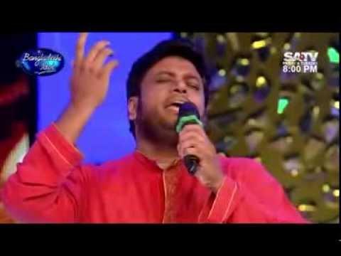 Malik Tumi Jannate - Mosiur Rahman & Talah at Bangladeshi Idol