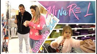 MiNa ReAl l Fazendo compras com Valentina e Xalana.