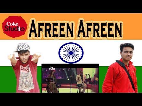 Indian react on Afreen Afreen | Rahat Fateh Ali Khan & Momina Mustehsan | Season 9 - Episode 2 .