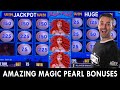 🧜🏼♀️ HUGE Magic Pearl Bonus 🧜🏼♀️ Diving for Jackpot Wins!