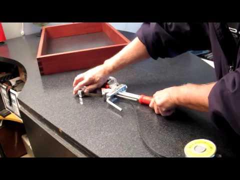 Jewelry box repair video