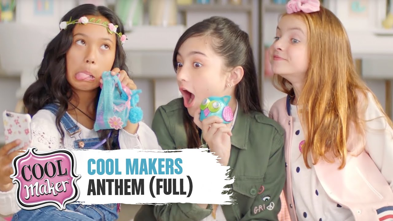 Cool Maker | Cool Makers Anthem (Full)