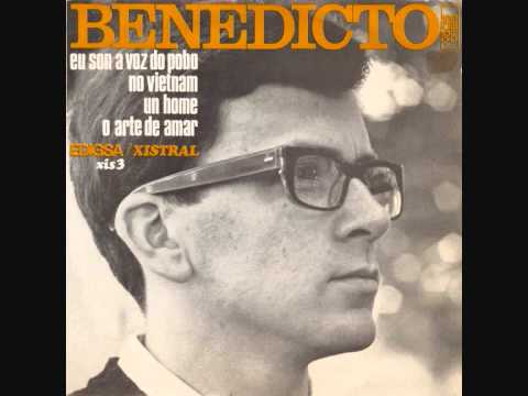 Así soaba a voz de  Benedicto, fundador de Voces Ceibes falecido aos 71 anos
