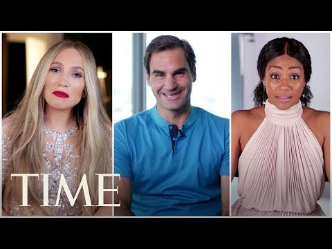 My First Paycheck: Jennifer Lopez, Roger Federer, Tiffany Haddish & More Tell All | Time 100 | TIME