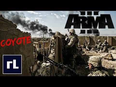 ArmA 3 : Coyote - Direct Actions Team - 1st Recon Battalion - USMC