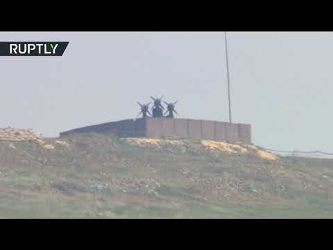 تركيا تصوب صواريخها باتجاه عفرين  - نشر قبل 24 دقيقة