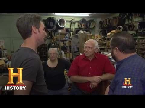 American Pickers: Bike Bonanza | History