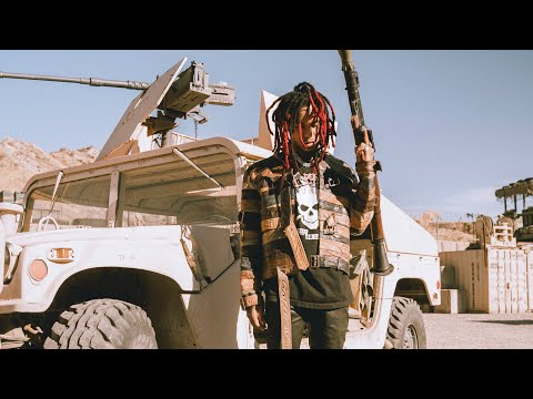 Lil Gnar - Missiles ft. Trippie Redd (Official Music Video)