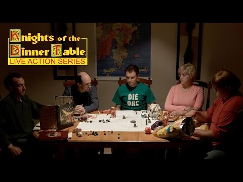Knights of the Dinner Table Live Action Series Episode 1