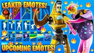 *NEW* All Leaked Fortnite Skins & Emotes..! *Visitor 2.0* (Slumber, Rage Quit, Moxie, Payback...)