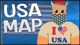 Unturned 3.13 Update Gameplay - NEW USA MAP WASHINGTON! (3.13.0.0 Map Update)