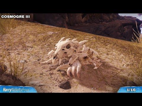 Destiny 2: Forsaken  All Ahamkara Bones Locations Guide Marasenna Lore