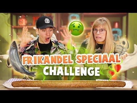 FRIKANDEL SPECIAAL CHALLENGE!