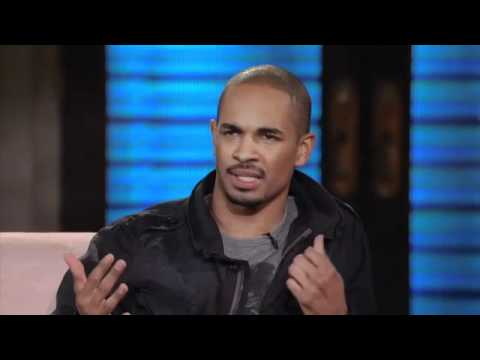 Damon Wayans jr at Lopez Tonight