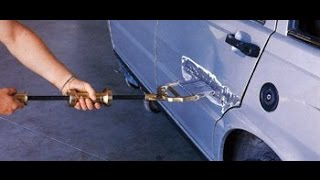 как да поправим неравности по колата