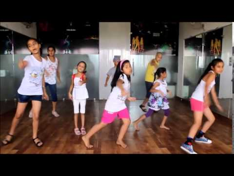 DANCE SUMMER CAMP SORRY SORRY (ABCD) & FIRE - KITES CHOREOGRAPHED BY DANSATION STUDIO MOHALI..