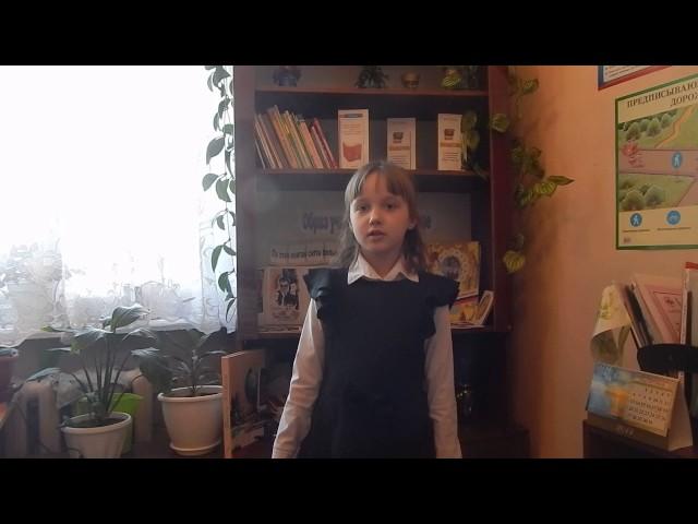 Изображение предпросмотра прочтения – АлександраТарасюк читает произведение «Листья (Пусть сосны иели…)» Ф.И.Тютчева