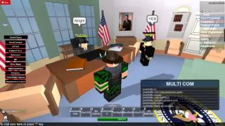 Confidential Roblox US Government Information LEAKED!!!