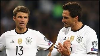 DFB, Nationalmannschaft: Rückennummern von Müller, Boateng, Hummels vergeben