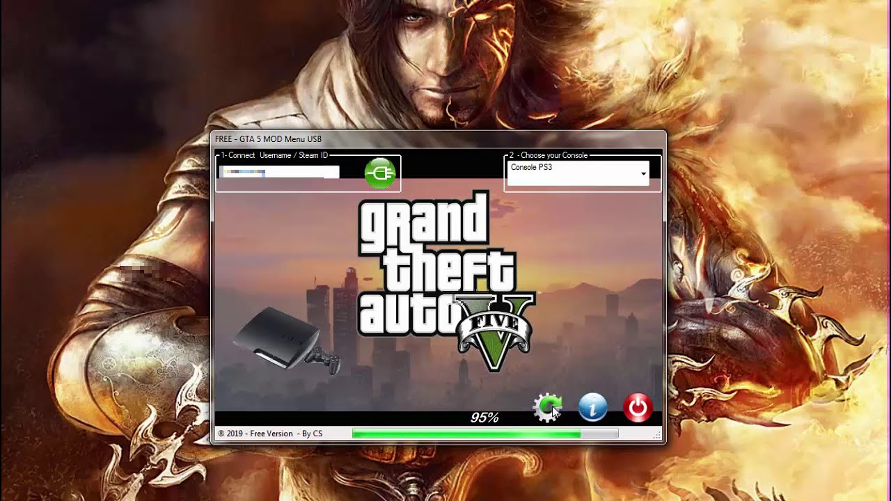 Gta 5 Mod Menu Usb Download Works On Xbox One Ps4 And More