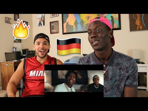 AMERICANS REACTION TO GERMAN RAP 🔥 PT. 2 | LUCIANO & LIL BABY FT. UFO361 – FENDI DRIP