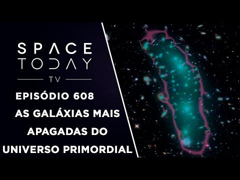 Vídeo Artigo tecnologia espacial