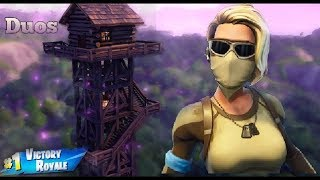 Fortnite Scorpion Skin Gameplay Meilleur Nintendo Switch Player!!!