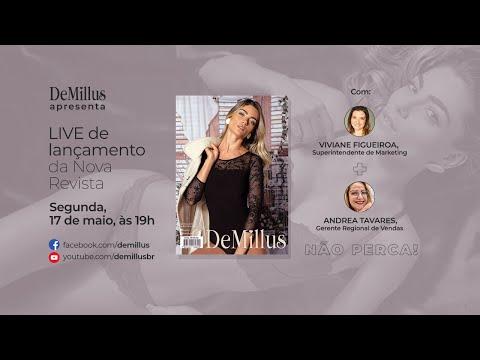 DeMillus apresenta lançamentos das Campanhas 9 e 10