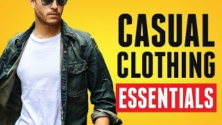 10 Casual Cold Weather Wardrobe Essentials (No Suits!) Men