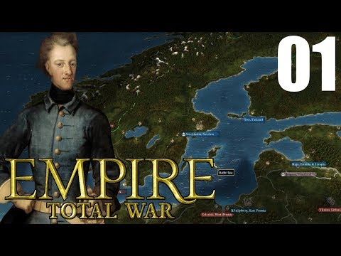 """Empire TW Sweden 01 """"The Great Northern War"""""""