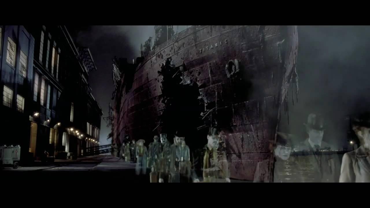 Ghostbusters 2 Titanic