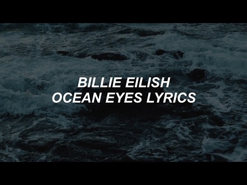 ocean eyes // billie eilish lyrics Mp3