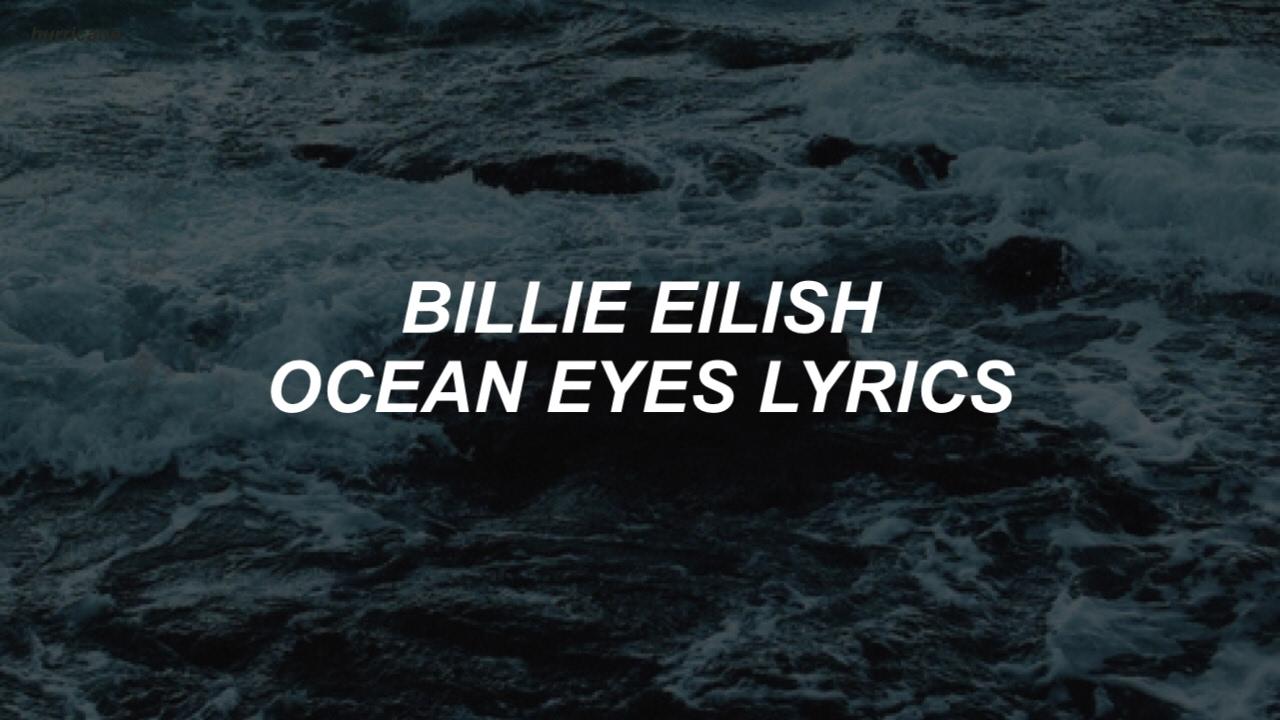 ocean eyes  billie eilish lyrics Chords  Chordify