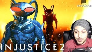 THIS IS WHAT I HAVE WANTED... - Injustice 2 Black Manta Gameplay REACTION! (Injustice 2 Black Manta)