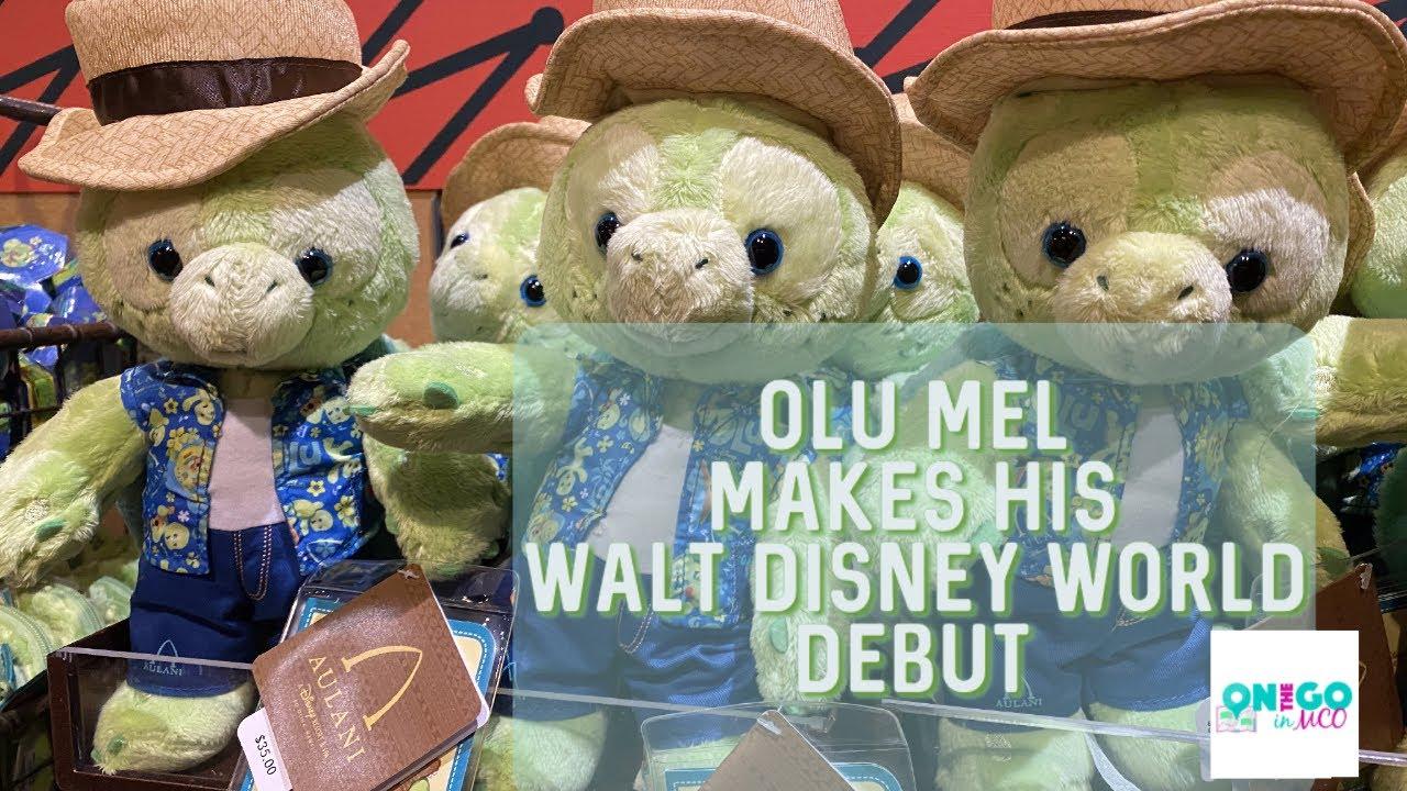 'Olu Mel Merchandise Debut - Walt Disney World