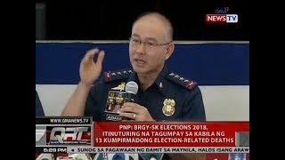QRT: PNP: Brgy-SK Elections 2018, itinuturing na tagumpay
