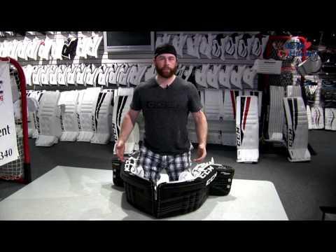 CCM Goalie Equipment Tip: Fitting Leg Pads