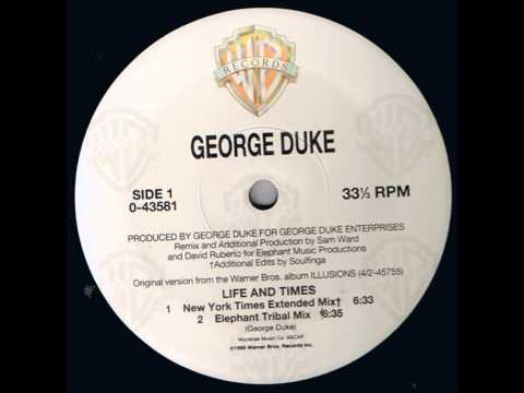 Life and Times / George Duke