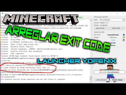 arreglar-exit-code/launcher-yofenix/primera-parte