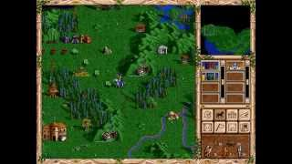 DOS Game: Heroes of Might and Magic 2