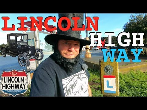 Lincoln Highway Coast to Coast Tour