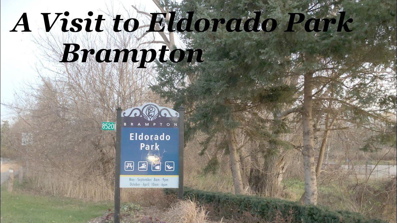 Download Eldorado Park, Brampton Ontario | November 2020 | Canada