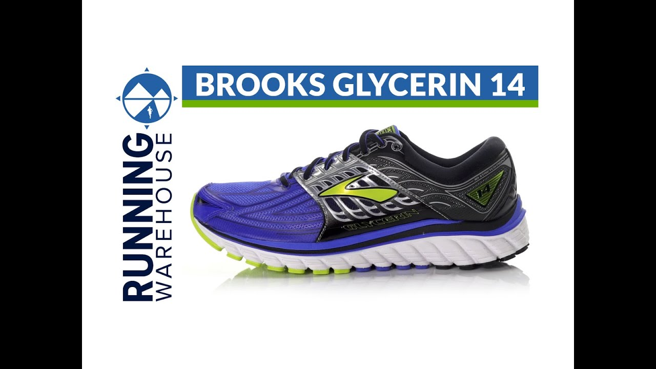 cabf461d0ac9f Brooks Glycerin 14 for Men. Running Warehouse
