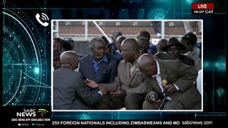 Robert Mugabe | Latest from Zimbabwe with Chriselda Lewis