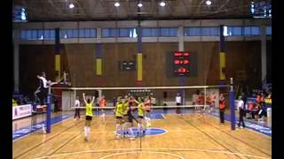 CSM Targoviste-Stiinta Bacau 1-3 (Atac Baciu 24-24)